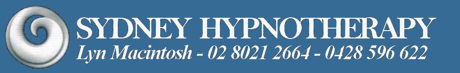 Sydney Hypnotherapy - Lyn Macintosh